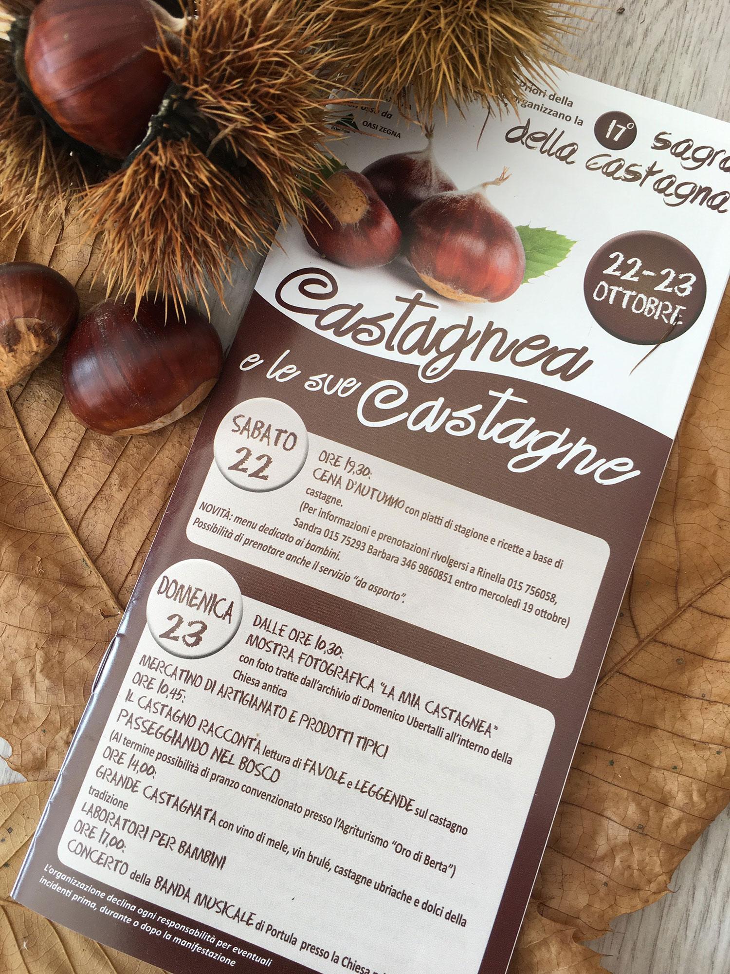 Castagnea e le Sue Castagne – Opuscoli