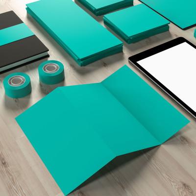 Studio grafico Biella - Immagine coordinata