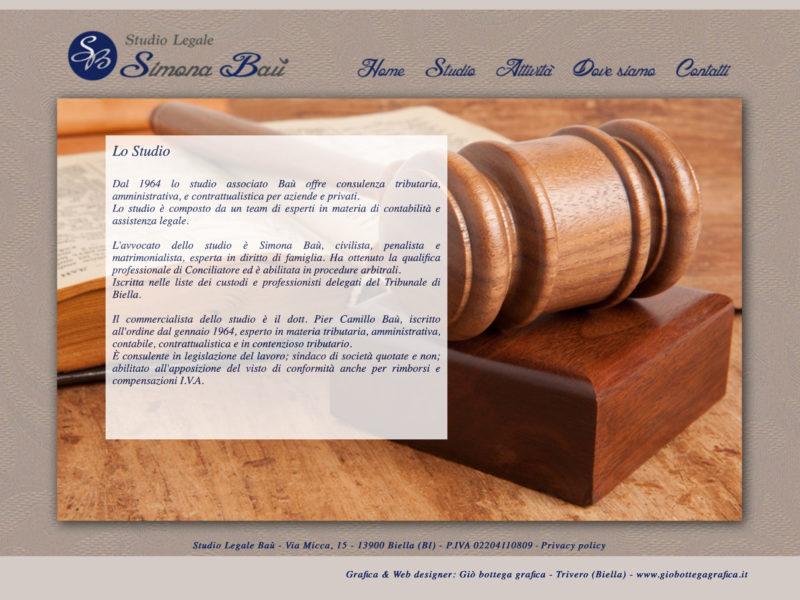 Studio Legale Tributario Baù