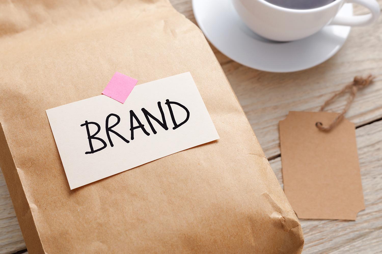 Brand branding e brand identity